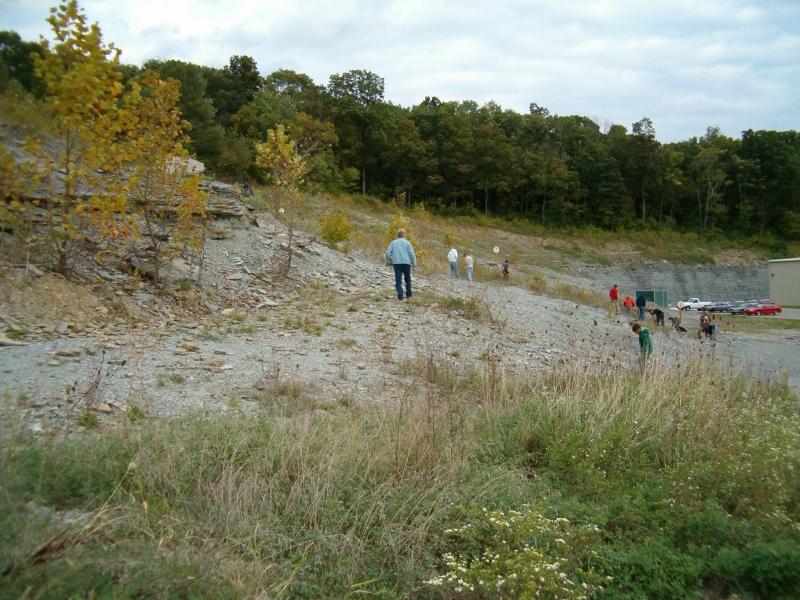 trammel fossil park dedication september 29 2003