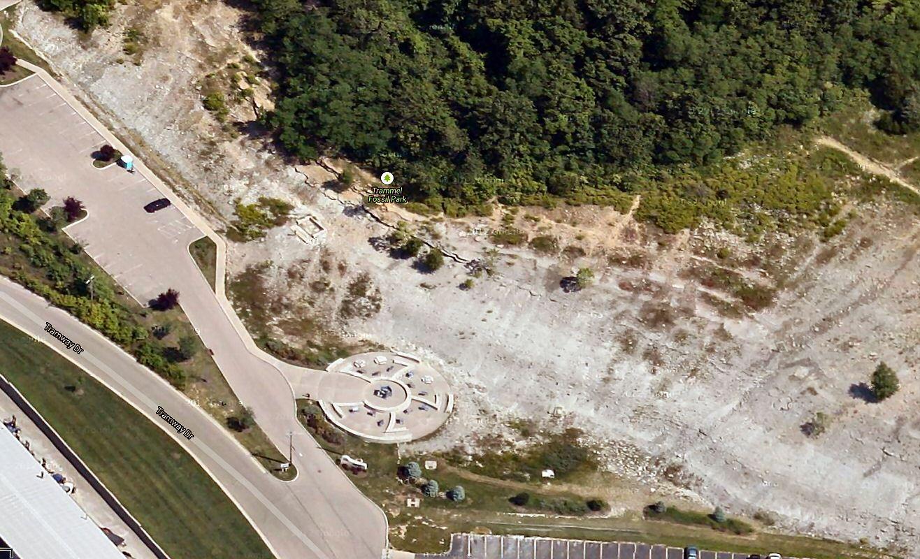 sharonville trammel fossil park